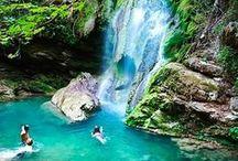 Wanderlust / Everywhere I want to go!