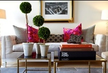 Sumptuous Sofas / Sofas we love! Some are von Hemert's own upholstery. / by von Hemert Interiors