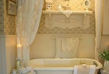 Bathroom Decor ideas... / Lovely images for decor and redesign of my bathroom or yours!