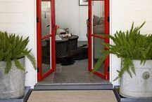 Porches & Portals / by Colleen
