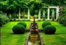 Gorgeous Gardens / Take my breath away. / by von Hemert Interiors