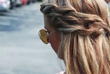 HAIR. / by Alyssa McCarthy