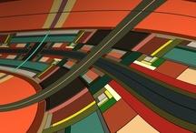 Abstract / текстура | фактура | цвет | форма | идея / by Ilya Ivanov