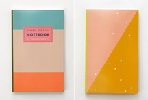 notebook / by ALLE Studio