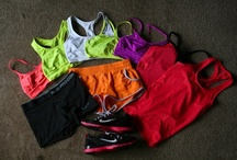 Fitstuff / by Kelly Beres