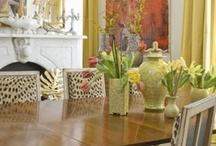 Best Dining Rooms / by von Hemert Interiors