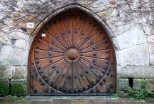 Doors, gates & portals / by Ilya Ivanov