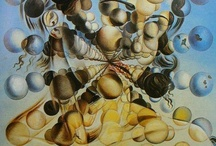 Dali - Salvador Dali / One of the greatest artists ever is Salvador Dali and his paintings and art remain forever. Great selection of paintings and moments of himself.
