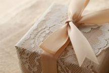 gifts. / by Lauren Cochran (Sparks)