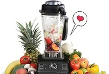 Vitamix - Blender Recipes / Vitamix definitely worth the investment . Make your green drinks, smoothies, salad dressing, sorbet,  &  make and cook your soup without a pot!  Also see my SMOOTHIE board.