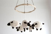 baby mobile / by ALLE Studio