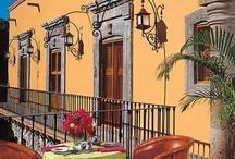 Spanish Hacienda / by Dodie Bulatao