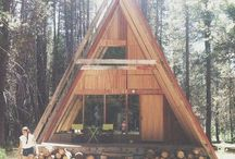 dream cabin living
