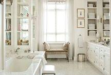 Bathroom Decadence / by Chantal Robar