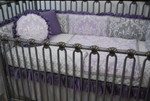 Nursery Ideas / by Jacqueline Cooke