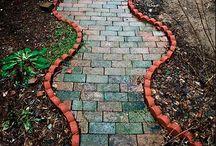 Garden: Path / by Dodie Bulatao