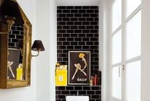 HOME/bathroom / by ALLE Studio