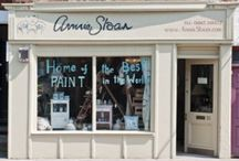 Places to visit  / Fellow paint stockists and interesting shops