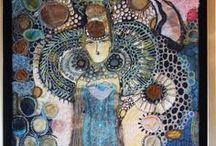 Textiles and Fiber Art / by Sweet Jane