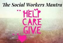 "Social Work / ""If Social Workers become more entrepreneurial we truly can change this world"" ~ Join Social Souls, my Hangout for Entrepreneurial Social Workers bit.ly/socialsouls"