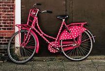 Mom Bikes / by Heather Rigney- Artist & Writer