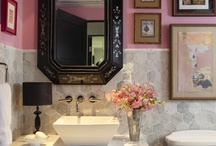 Bathrooms / by Berkley Vallone