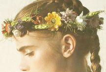 flower crowns / Flower crowns & head wreaths