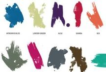 Color Palettes  / by Kayleigh Entsminger Minin // Embellished Events