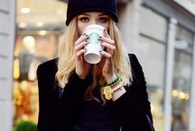 Starbucks / Devotion to my favorite pasttime: Drinking coffee. / by Whitney Shurr