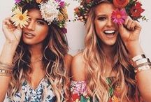Summer Lovin' / Summer fashion inspiration