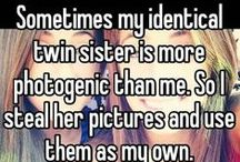 Twin Quotes / Quotes for Twin Moms! Enjoy these ones and share