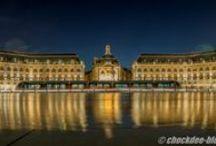 Notre belle ville de Bordeaux...