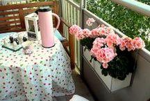 Balcony / by Heather Rigney- Artist & Writer
