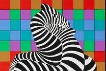 Cubism, Pointillism, Impressionism, Abstract etc, / by Maureen Brett Ward