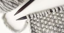 #SHAREYOURKNITS / Join our Gang! Send us pictures of your finished knits!
