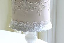 Cake and cupcake Designs and set ups. / by Jan Seibel