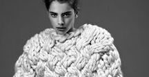 KNITWEAR LOVES / No surprise, we're obsessed about awesome knitwear. Here we share some of our favourite lust-worthy knits and bits. www.woolandthegang.com