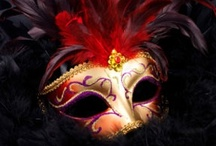 Masquerade / by Eye of Newt >^.^<
