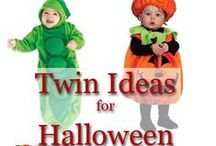 Halloween Twin Costumes / Halloween Twin, Triplet or More Costumes for you to be inspired or try!