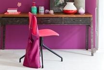 HOME /// Home office / by Martine van Straelen