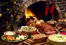 Holiday Party Ideas / Here's some pics of food and ideas that we think can enhance the holiday season. Enjoy!