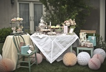 Bridal Shower Ideas / Various ideas and how to tips for bridal showers
