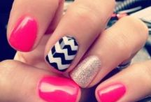 Painted nails make me feel like a chick