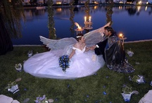 Fairytale Wedding Ideas / Different types of decor and clothing to enhance a fairytale wedding.