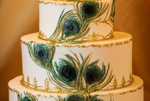 Peacock Theme Wedding Ideas / Here's some colorful ideas to help get you started if you're planning on having a #peacock themed wedding!