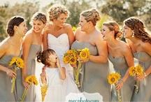 Sunflower Theme Wedding Ideas / Sunflower theme ideas for weddings