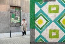 ART /// Street art / by Martine van Straelen