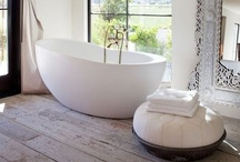salle-de-bain / by sofrench deco