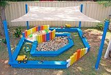 Littles - Backyard