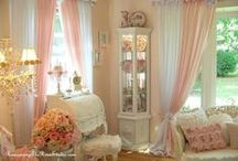Home Decor / Decorating styles and ideas for different rooms of your home / by Crystal Haffner